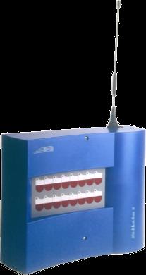 Die.Blue.Box-II Alarmieren mit SMS