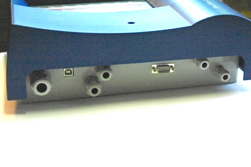 USB - Schnittstelle für Die.Blue.Box-II